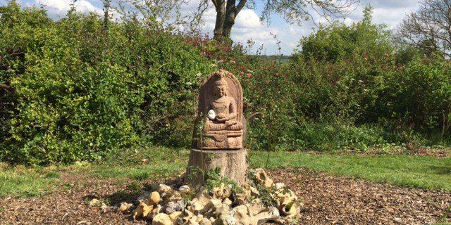 4 - Buddha - Canterbury