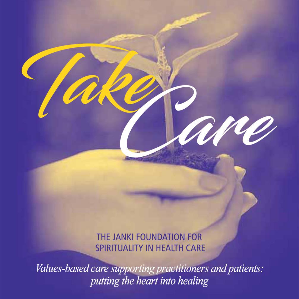 Take Care Cover